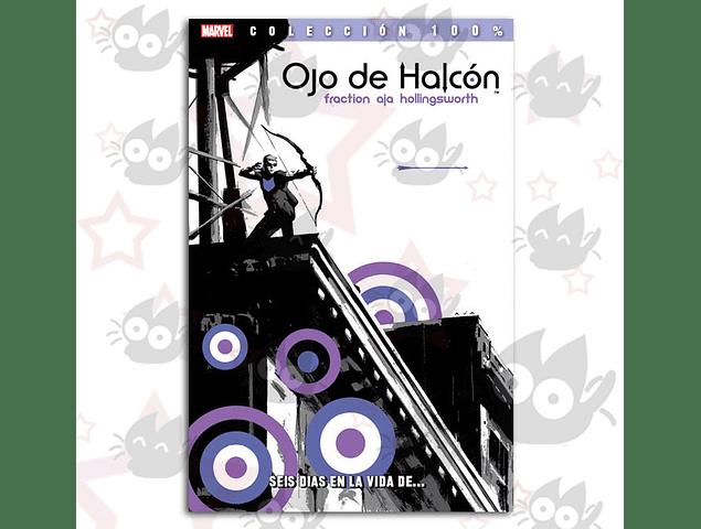 Ojo de Halcón Vol. 1, Seis días en la vida de