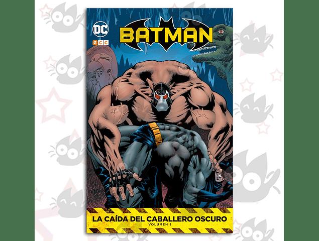 Batman: La Caída del Caballero Oscuro Vol. 1