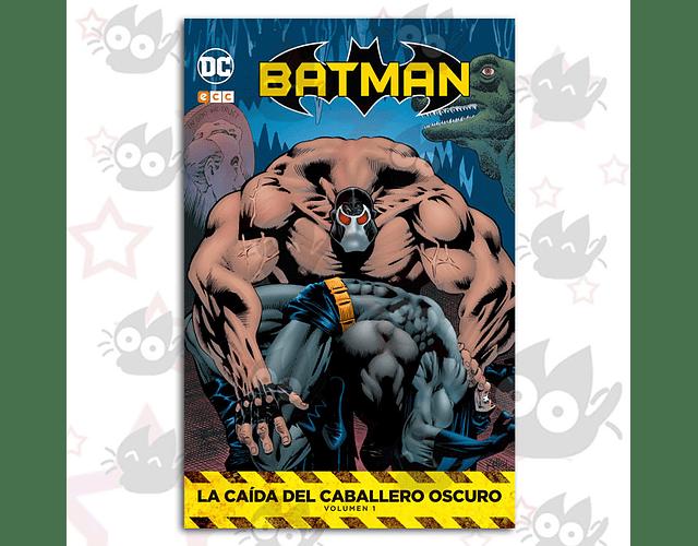 Batman: La Caída del Caballero Oscuro Vol. 1 - G