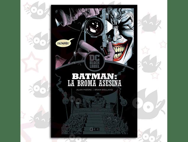 Batman: La Broma Asesina Edición DC Black Label