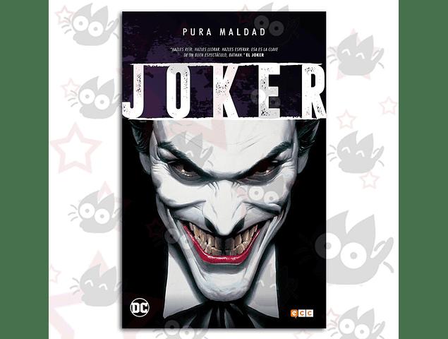 Joker Pura Maldad