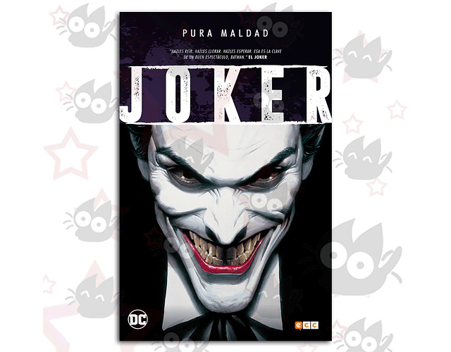 Joker Pura Maldad (Tercera Edición)