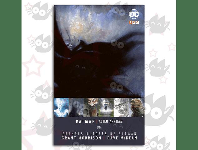 Grandes Autores de Batman: Asilo Arkham