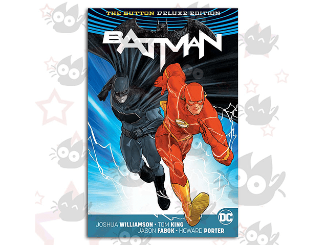Batman / Flash: The Button Deluxe Edition
