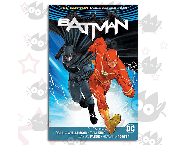 Batman / Flash: The Button Deluxe Edition