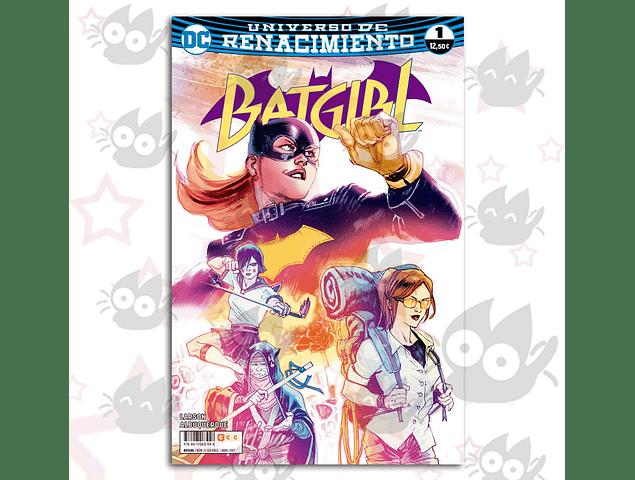 Renacimiento Batgirl Vol. 1