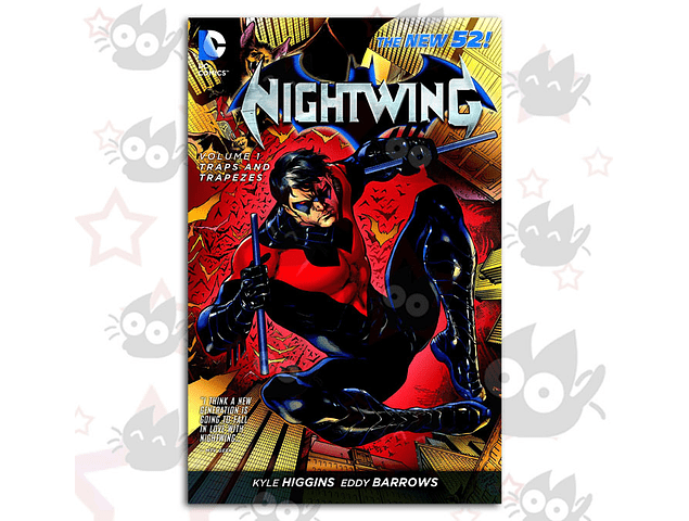 Nightwing Vol. 1 Traps and Trapezes