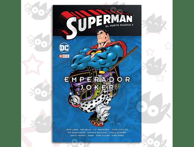 Superman: El Nuevo Mileno Vol. 3, Emperador Joker