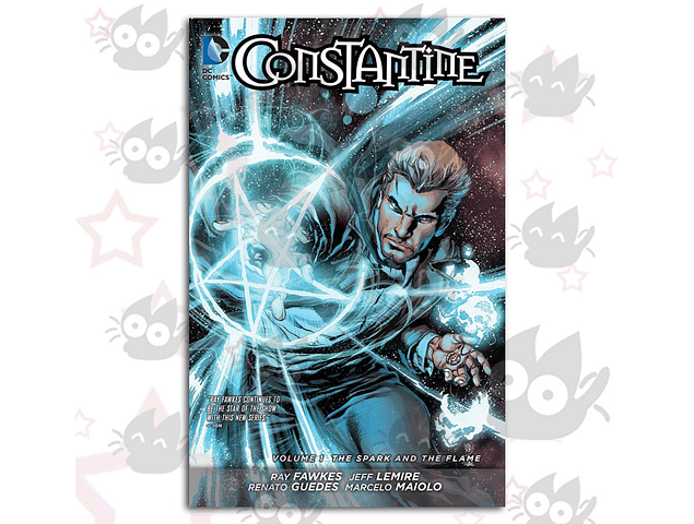 Constantine Vol. 1 The Spark and the Flame