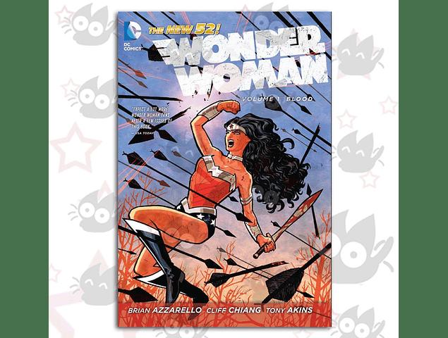Wonder Woman Vol. 1 Blood The New 52