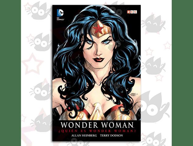 Wonder Woman ¿Quien es Wonder Woman?