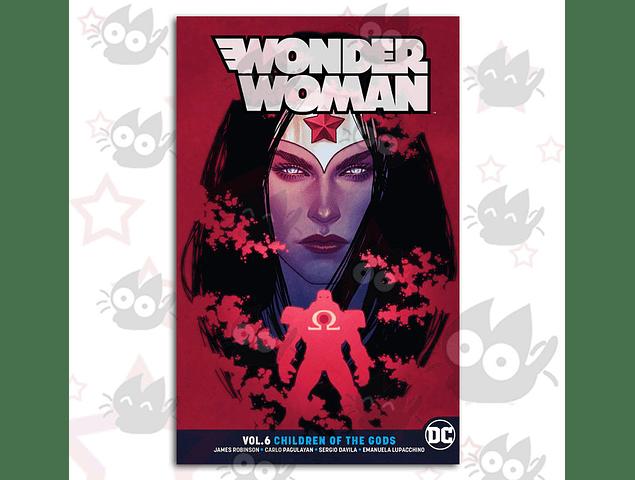 Wonder Woman Vol. 6 - Children of the Gods