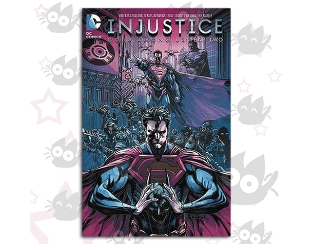 Injustice Gods Among Us: Year Two Vol. 1