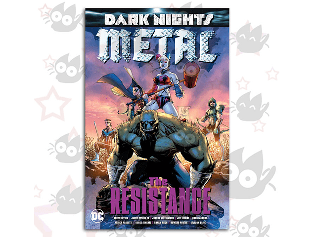 Dark Nights Metal: The Resistance