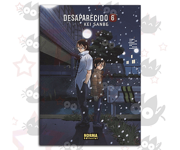 Desaparecido Vol. 6