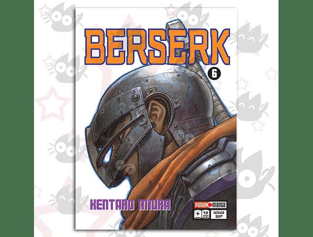 Berserk Vol. 6