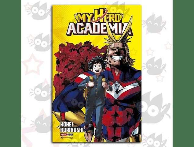 My Hero Academia Vol. 1