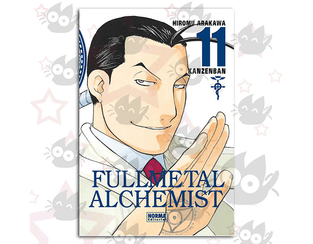 Fullmetal Alchemist Kanzenban Vol. 11