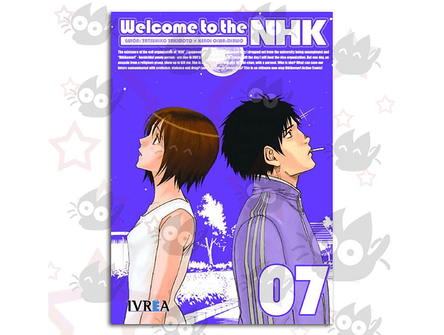 Welcome to the NHK Vol. 7