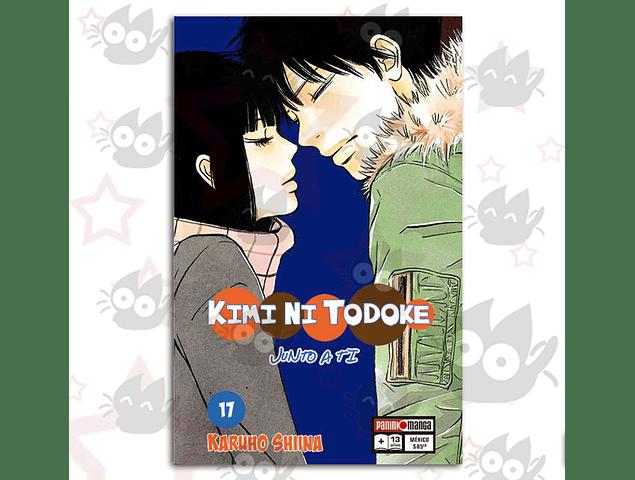 Kimi Ni Todoke Vol. 17