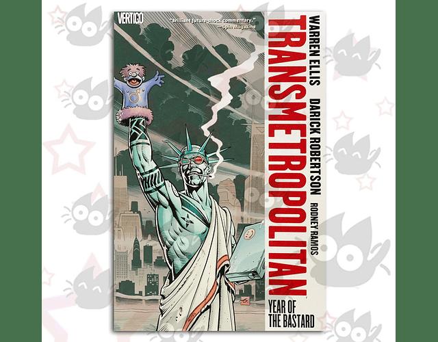 Transmetropolitan Vol. 3 - Year of the Bastard