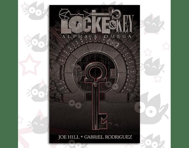 Locke & Key Vol. 6 Alpha & Omega