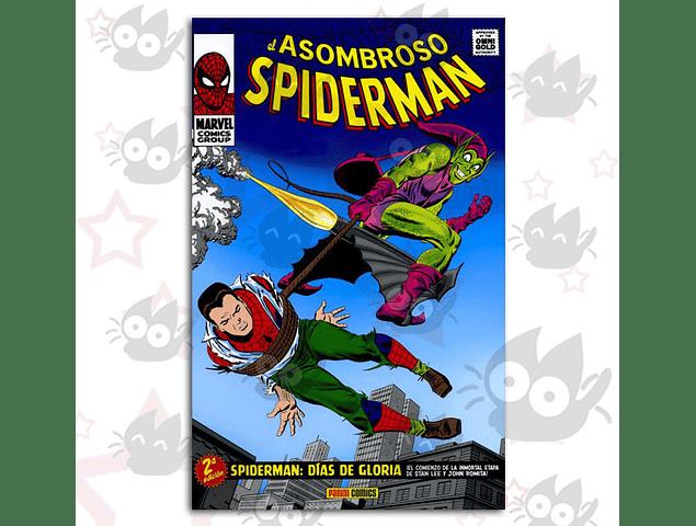 Marvel Gold El Asombroso Spiderman Vol. 3