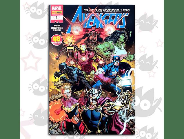 Avengers #1 - Los Héroes mas poderosos del planeta