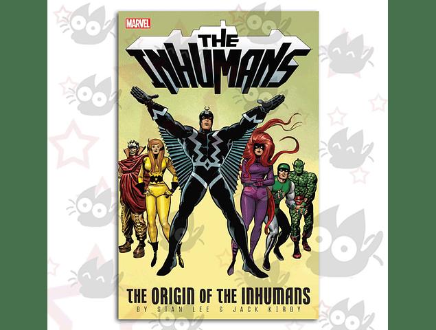 The Inhumans - The Origin of the Inhuman