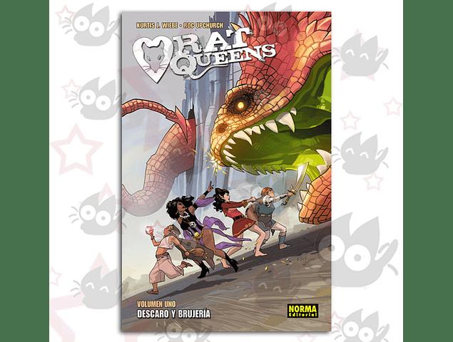 Rat Queens Vol. 1 - Descaro y Brujeria