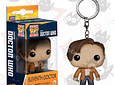 Doctor Who - Llavero Funko Pocket: Eleventh Doctor