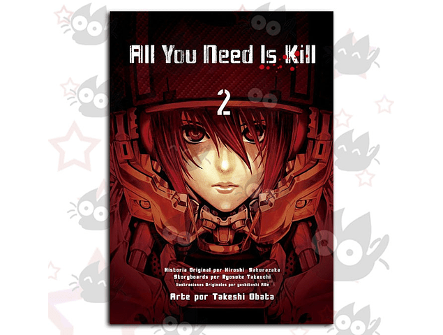 All You Need is Kill Vol. 2