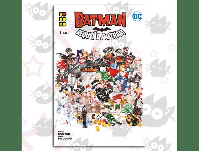 Batman Pequeña Gotham Vol. 1