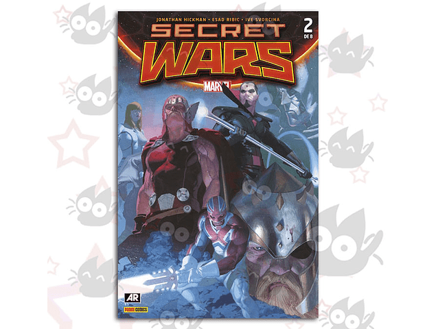 Secret Wars Vol. 2