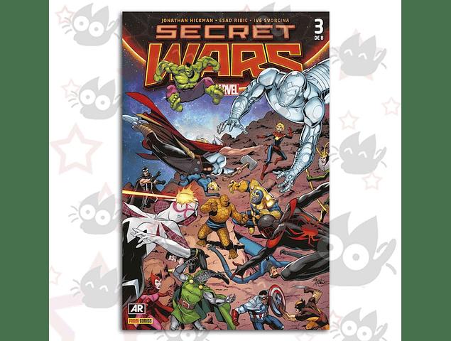 Secret Wars Vol. 3