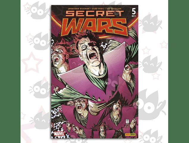 Secret Wars Vol. 5