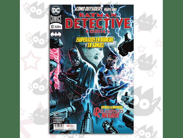 Batman Detective Comics Vol. 13