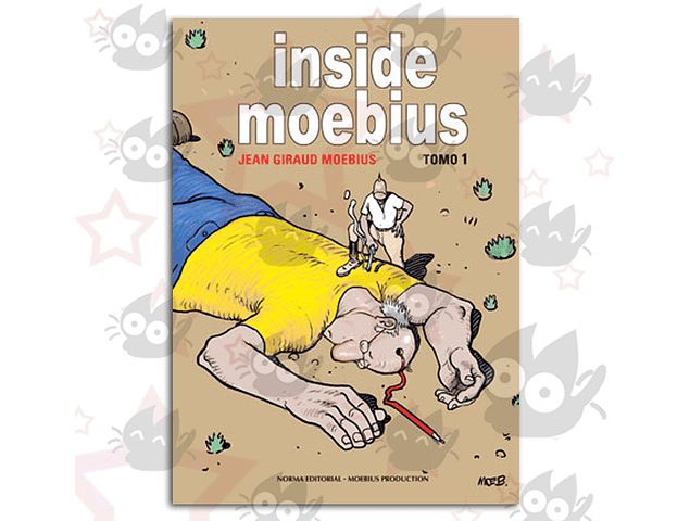 Inside Moebius Vol. 1