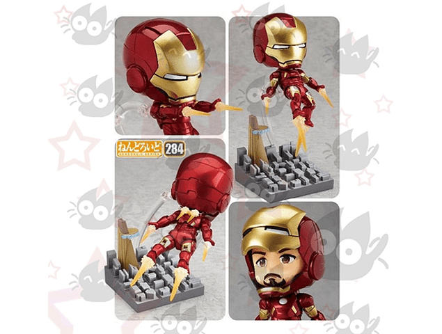 The Avengers: Iron Man Nendoroid 283
