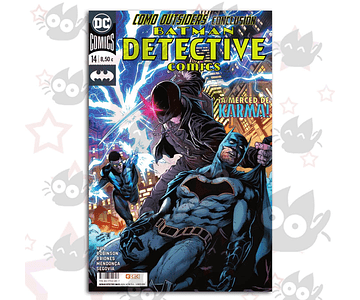 Batman: Detective Comics Vol. 14