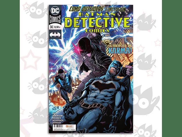 Batman Detective Comics Vol. 14