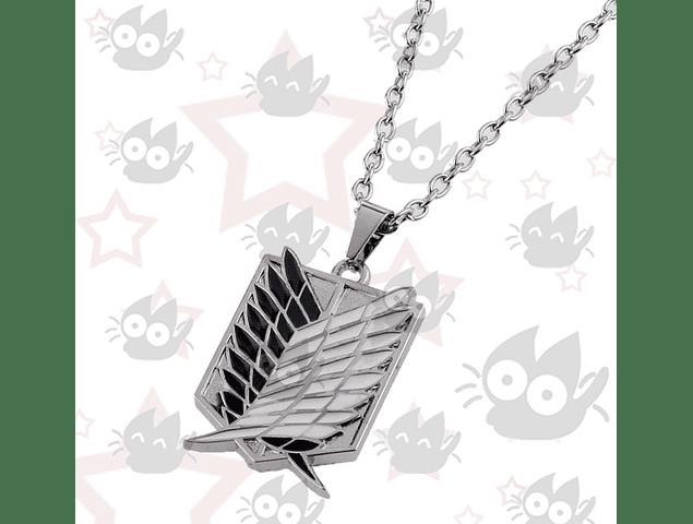 Shingeki no Kyojin - Collar Patrulla de Reconocimiento