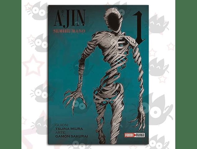 Ajin Vol. 1
