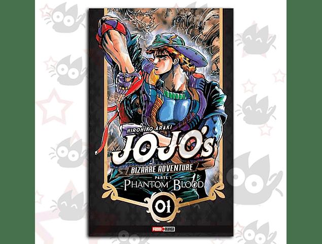 Jojo's Bizarre Adventure 1 - Parte 1 : Phantom Blood Vol. 1