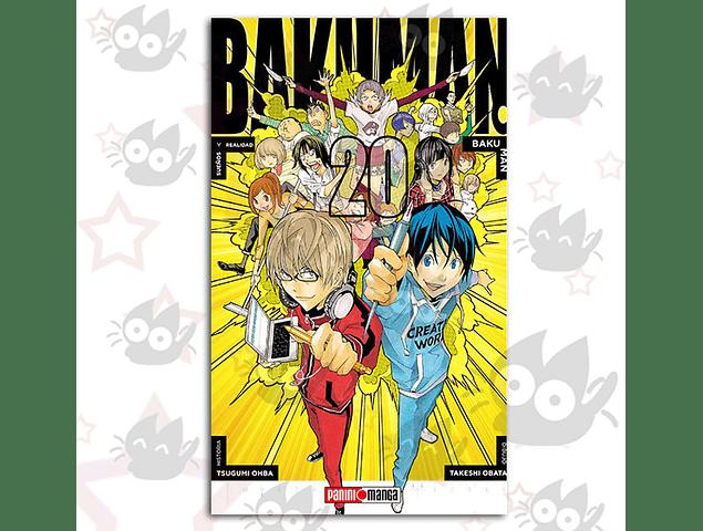 Bakuman Vol. 20