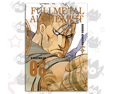 Fullmetal Alchemist Kanzenban Vol. 8