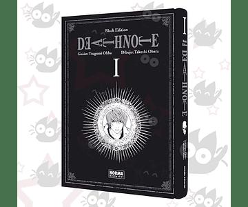Death Note Vol. 1 Black Edition