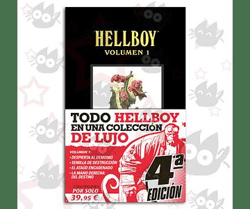 Hellboy - Edición Integral Vol. 1