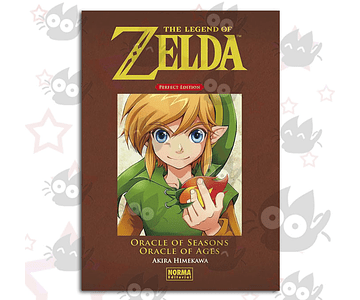 The Legend of Zelda: Perfect Edition Vol. 4: Oracle of Seasons, Oracle of Ages