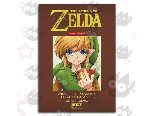 The Legend of Zelda - Perfect Edition Vol. 4: Oracle of Seasons, Oracle of Ages